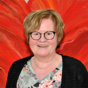 Annegret Rodemund, Leitung der Heilpädagogischen Frühförderung
