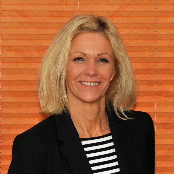Klaudia Harder, stellvertretende Geschäftsführerin