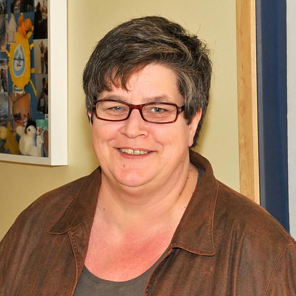 Birgit Preuß, Leitung der Integrativen Schulbegleitung