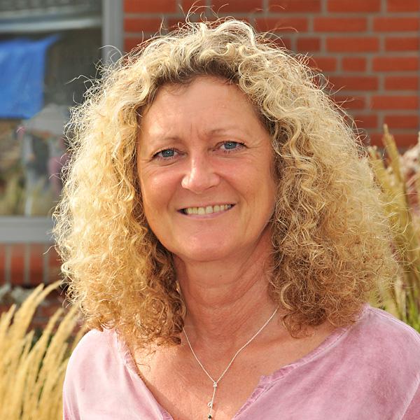 Solvig Bleeck, Leitung der Kita Wiesenpark