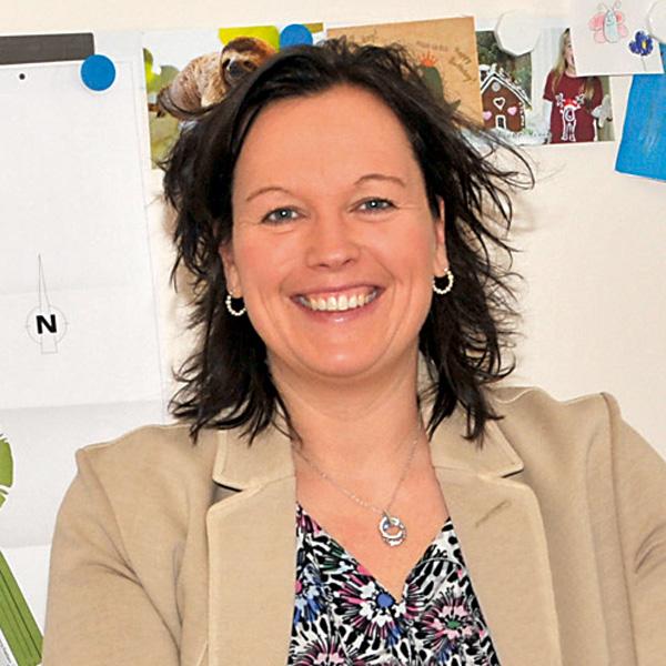 Sylvia Fabisch, Geschäftsführerin der Lebenshilfe Kaltenkirchen