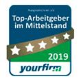 Das Top-Arbeitgeber-2019-Logo