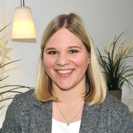 Alisha Dege, Leitung der Interdisziplinären Frühförderung